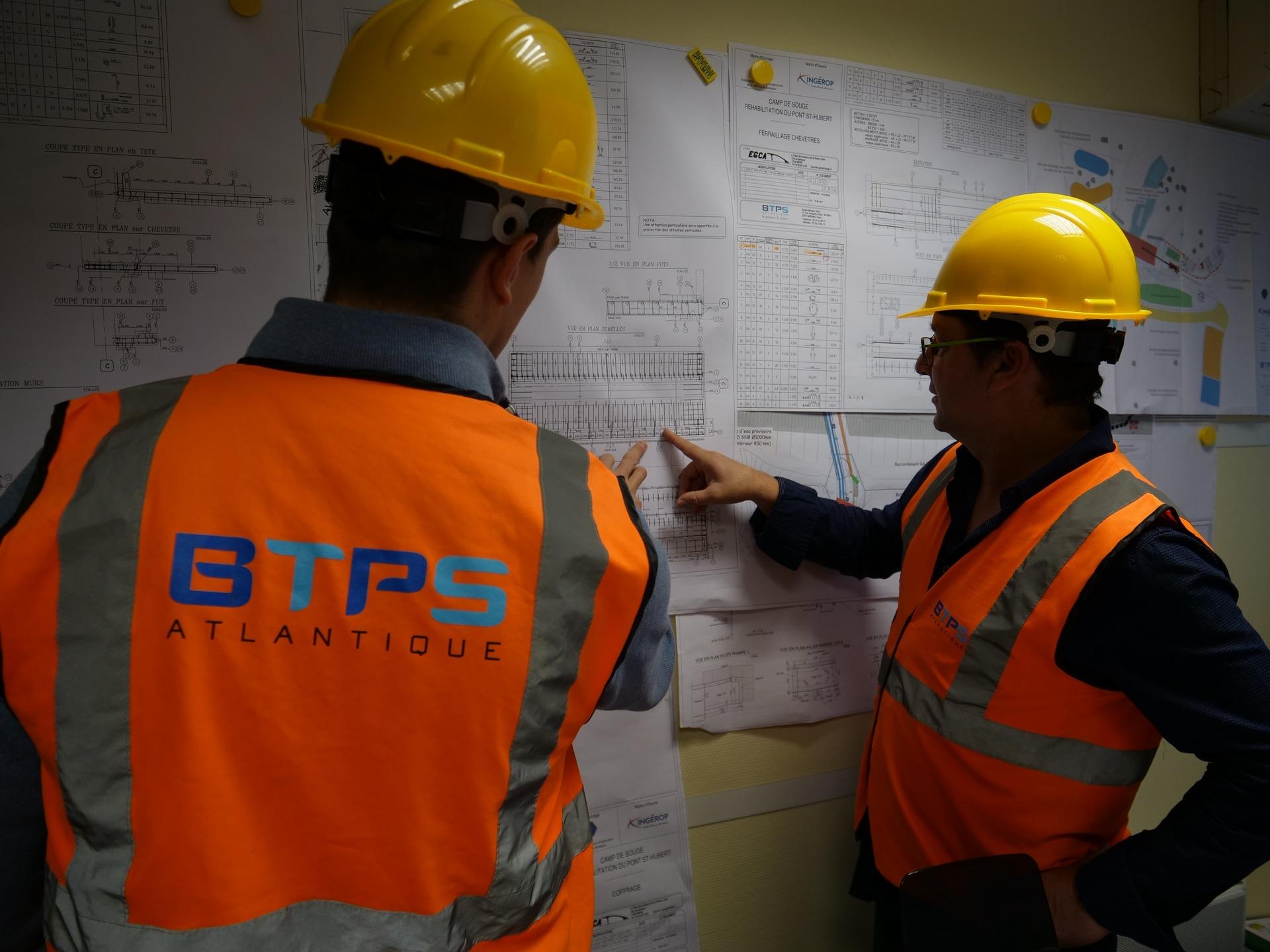 BTPS Atlantique accompagnement personnalisé