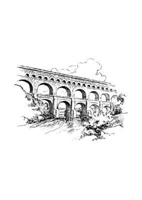 illustration d'un ouvrage d'art