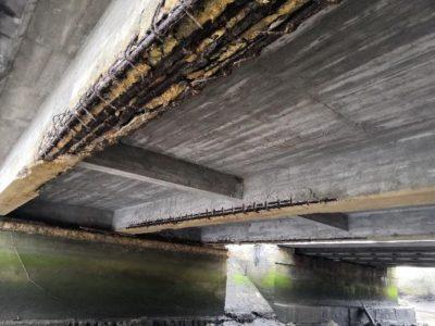 Corrosion Pont de Dignac