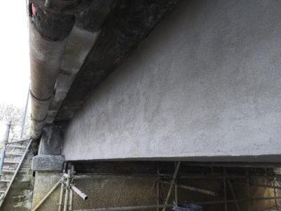 Béton projeté Pont de Dignac 2